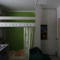 Dětský pokoj 001 - BaB - výroba nábytku, truhlářství Jablonec ...